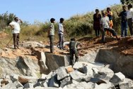 Illegal quarrying rampant in state, says govt report