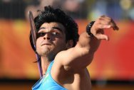 Neeraj strikes gold at French meet