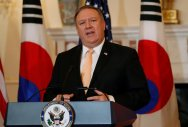 Pompeo says US ready to provide N Korea with assurances if it denuclearises