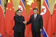Kim asked Xi to help lift sanctions: report