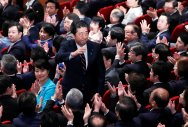 Japan's Abe cruises to party vote win, to stay as PM