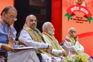 Modi is 'Making India', Cong is 'Breaking India': Shah