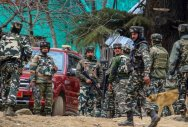 Militant killed in ongoing Kashmir encounter