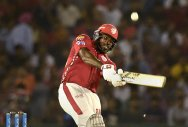 Gayle dazzles in Kings XI victory