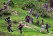 Ultra killed as army foils infiltration bid along LoC