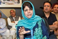 Centre's muscular policy not working in J-K: Mehbooba