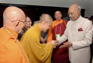 President inaugurates Buddhist conclave