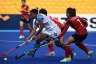 Rani powers India into semis