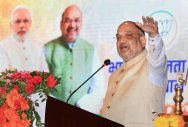 BJP works for all castes, communities: Amit Shah