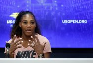 Serena keen to 'move on' from US Open row