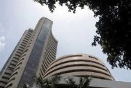 Sensex sheds 97 pts as October series begins subdued