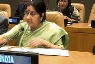 Terror largest threat to S Asia peace: India to SAARC