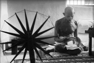 Gandhi's letter about spinning wheel may fetch $5K