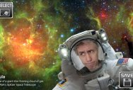 Nasa mobile app lets you click selfies with galaxies