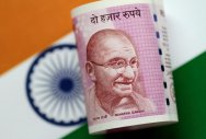 Rupee hits new low of 74.13