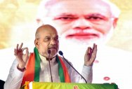 BJP ensured money for tribals was not siphoned: Shah