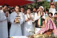 Amit Shah, Rahul Gandhi electrify MP campaign