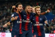 Four-goal Mbappe helps PSG break 82-year-old record