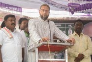 BJP trying to convert India into RSS Raj: Owaisi