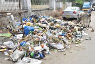 Palike plans designated spots to dump waste