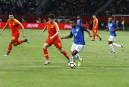 Gritty India secure  0-0 draw against China