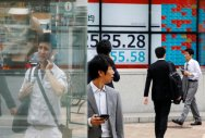 'Shock not over' as Asian stocks extend slide