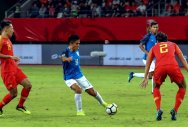 Fans fume as China draws 0-0 with India