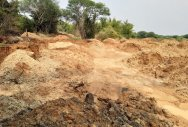 Massive sand mining spotted in Sarjapur Lake