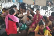 Returning home from B'luru, 31 illegal migrants held