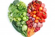 Indulge in a heart-friendly diet...