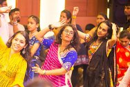 Dandiya is back with full fervour in the city