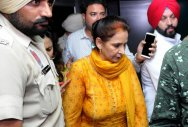 Case filed against Sidhu's wife in Bihar court