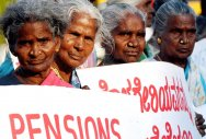 India ranked second last in pension benefits: Study