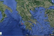 Strong quake hits Greek tourist island in Ionian Sea