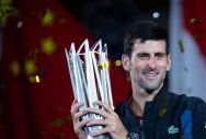 Djokovic stands tall in Shanghai