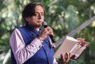 BLF: Wit, sarcasm mark Tharoor's session