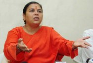 Fully committed to construction of Ram temple: Bharti