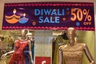 Online stealing offline festive sales thunder