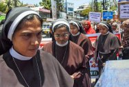 Bishop trying to influence rape probe: nun to Vatican