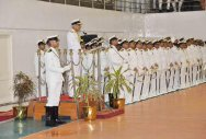 'Eastern Naval Command is combat ready'