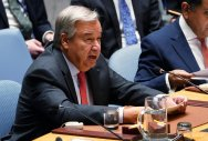 Corruption costs 5% of global GDP, says UN chief