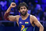 Bajrang becomes number one in world in 65kg