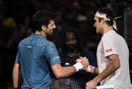 Federer, Djokovic the cynosure in London