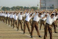 MP: Cong promises to ban RSS shakhas in govt buildings