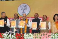 C'garh: A day after Cong, BJP releases poll manifesto