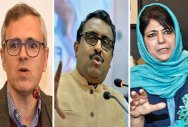 J&K politics: Madhav finds Pak link, Omar says prove it
