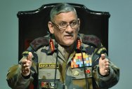 Army will fully cooperate with UP police: Gen Rawat