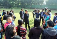 Rijiju asks youths to be part of country's growth story