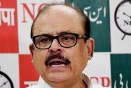 NCP reacts sharply to Tariq Anwar's exit