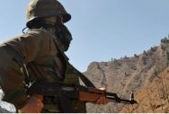 Five militants killed along LoC in infiltration bid